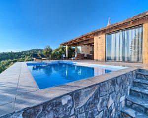 Bungalow for 4 terrace swimming pool Golden Haven resort