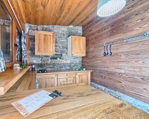 Stonehouse kitchen Golden Haven resort