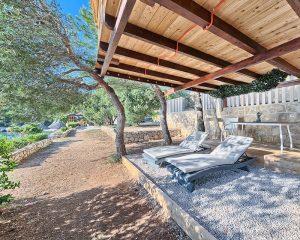 Treehouse terrace Golden Haven resort