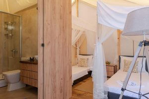 Glamping for 4 Golden Haven resort Croatia