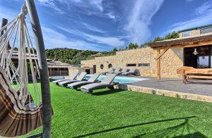 Villa Vita terrace Golden Haven