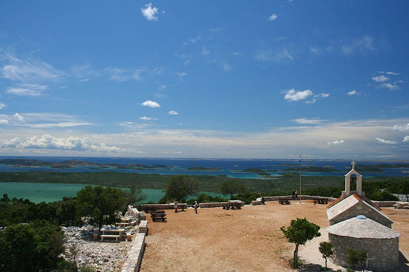 Private tour Vransko lake panoramic Golden Haven