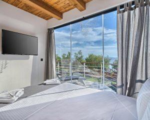 Villa Maria bedroom Golden Haven resort