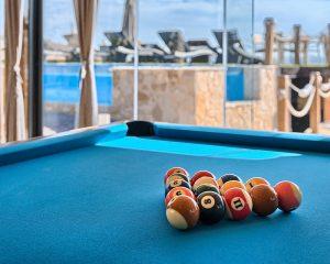 Villa Maria indoor pool Golden Haven