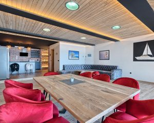 Villa Maria living room Golden Haven