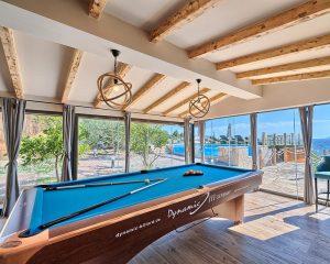 Villa Maria pool Golden Haven Murter
