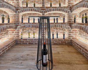 Villa Maria wine storage Golden Haven